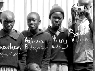 Kibera zine: Citizen journalism in Africa