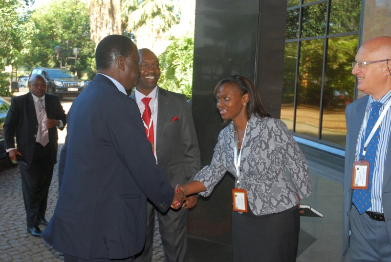 MSRA Conference 2012 - Maggie Ireri MD Ipsos Synovate welcomes PM