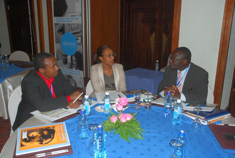 MSRA Conference 2012 - Delegates  during conference proceedings