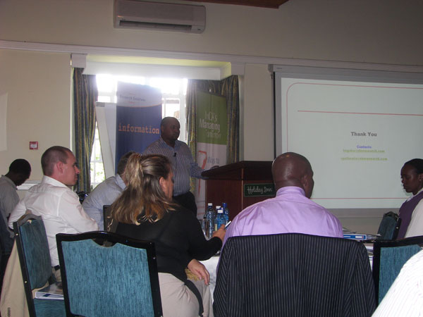 MSRA Conference 2011 - Following the proceedings