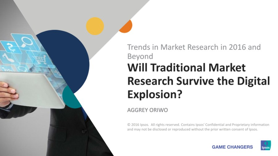 Will Traditional Market Research Survive?