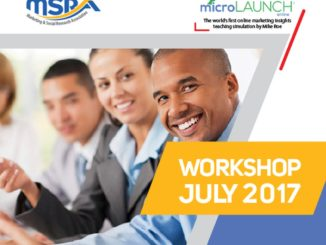 MSRA Training - July 2017