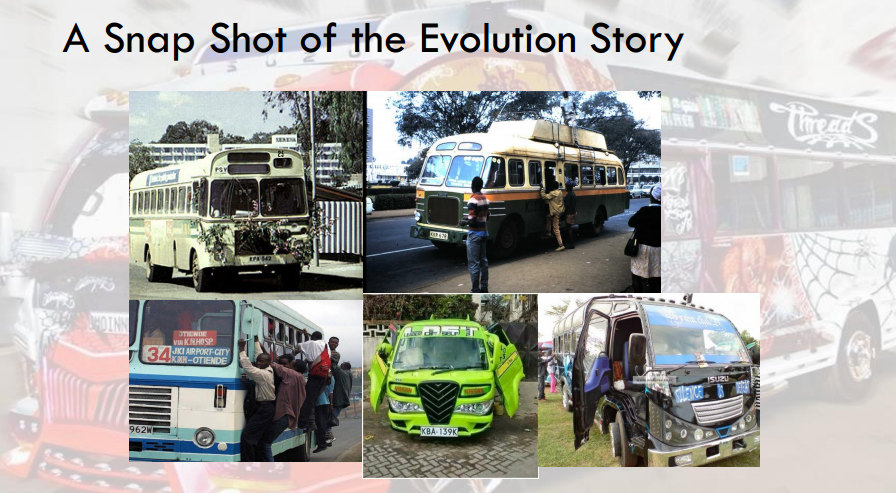 Understanding Shifting-Consumer Priorities: The Evolution of Matatu Culture