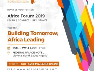 AMRA Forum 2019 in Lagos Nigeria