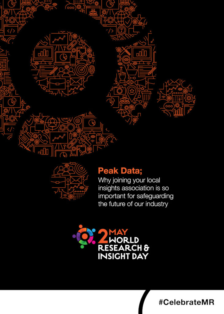 2 May 2019 - World Research & Insight Day poster