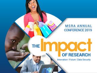 MSRA Annual Conference 2019